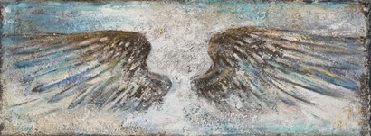Wings by Patricia Pinto art print
