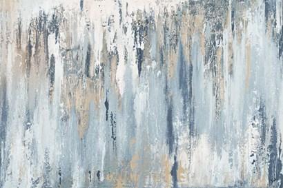 Blue Illusion by Patricia Pinto art print