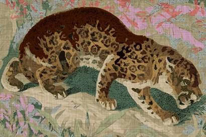 Concrete Jungle Cat I by Jarman Fagalde art print