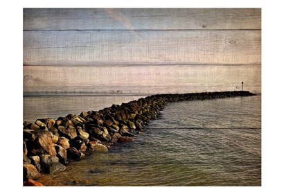 Rock Path by Allen Kimberly art print