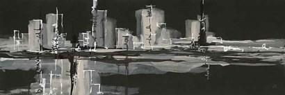 Urban Gray by Chris Paschke art print