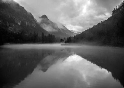 Mountain Lake by Design Fabrikken art print