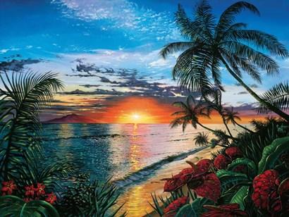 Sunset Serenade by Scott Westmoreland art print