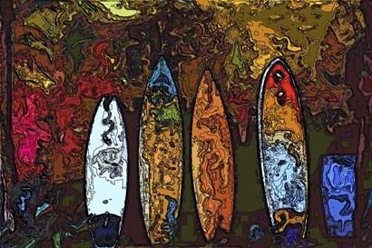 Boardroom by O art print