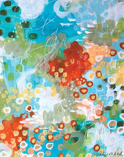 Superbloom by Sue Allemond art print