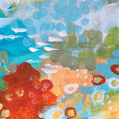 Superbloom II by Sue Allemond art print