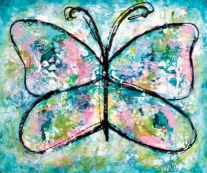 Be Free by Sue Allemond art print