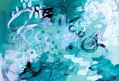 High Tide by Sue Allemond art print
