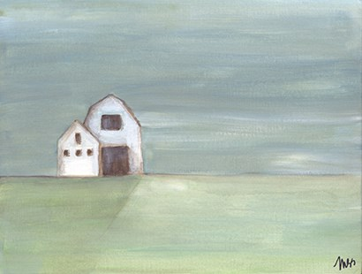 Barn I by Molly Susan Strong art print