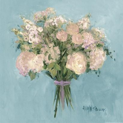 Rose Bouquet I by Yellow Café art print