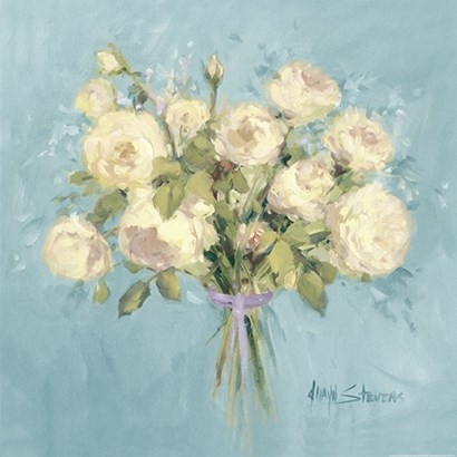 Rose Bouquet II by Yellow Café art print