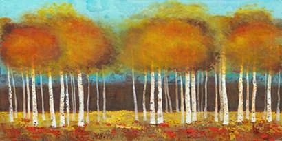 Atmosphere by Yellow Café art print