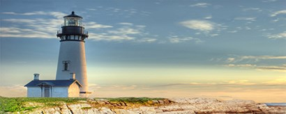 Lighthouse II by Yellow Café art print
