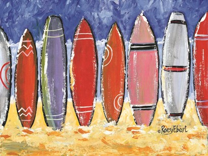 Beach Vibes by Roey Ebert art print