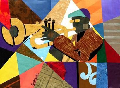 Take Five by Everett Spruill art print