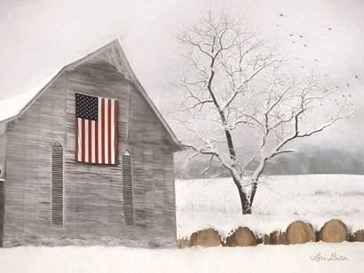 Old Glory by Lori Deiter art print