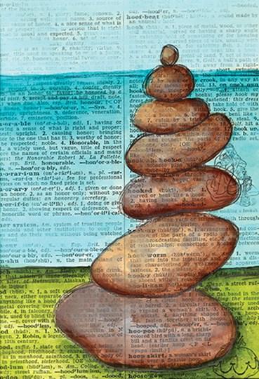 Balance III by Sue Allemond art print