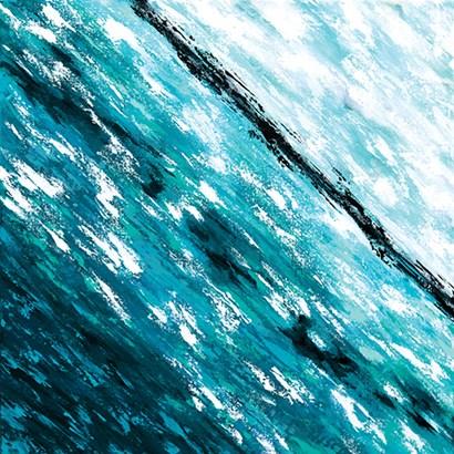 Blue Horizon by Sue Allemond art print