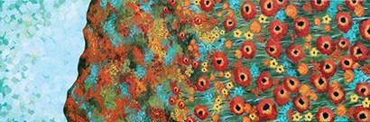 Poppy Season by Sue Allemond art print