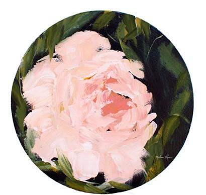 Pink Peony by Melissa Lyons art print