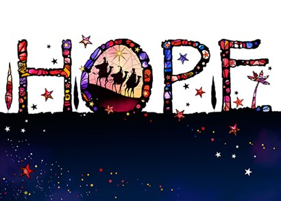 Hope by P.S. Art Studios art print