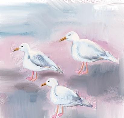 Beach Bird III by Anne Seay art print