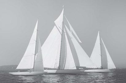 Sailing Together by Xavier Ortega art print