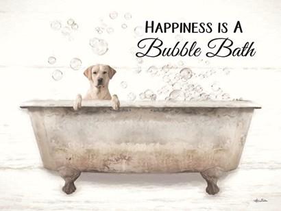 Bubble Bath by Lori Deiter art print