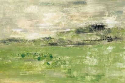 Spring Valley I Green by Silvia Vassileva art print