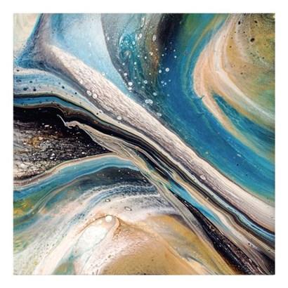 Outer Spaces by Ocllo Mason art print