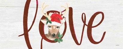 Critter Greetings IV by Jenaya Jackson art print
