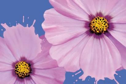 Flower Pop landscape I by Marie-Elaine Cusson art print