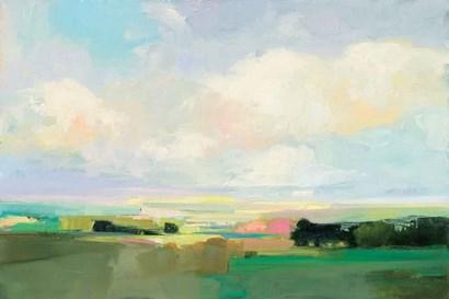 Summer Sky I by Julia Purinton art print