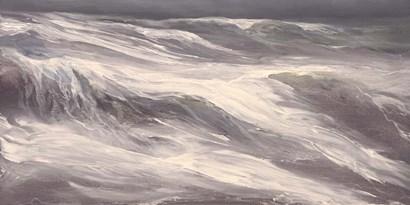 Unsettled Seas by Sheila Finch art print