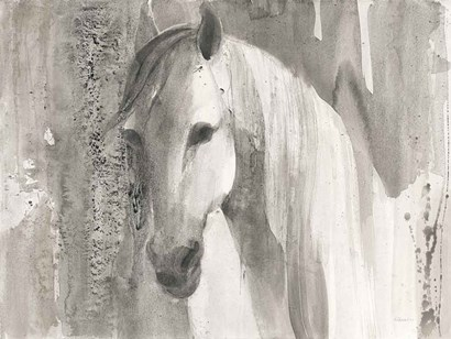 Quiet and Calm Brown by Albena Hristova art print