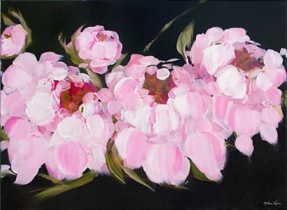 Pink Peonies by Melissa Lyons art print