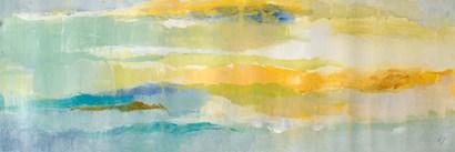 Summer Sea Panel II by Lanie Loreth art print