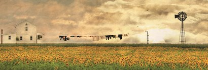 Laundry Day by Lori Deiter art print
