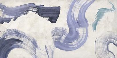 Ocean in Action by Haru Ikeda art print