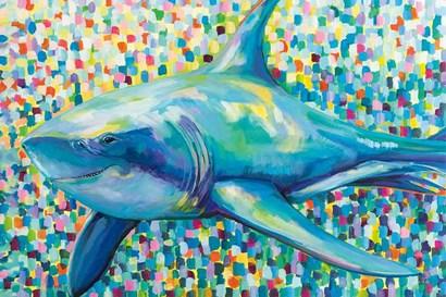 Chatham Shark by Jeanette Vertentes art print