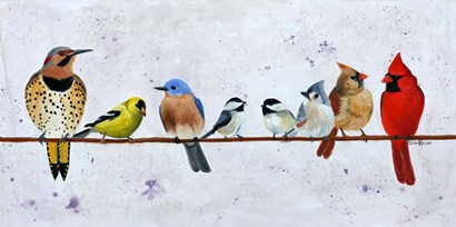 Come Together by Julie Peterson art print