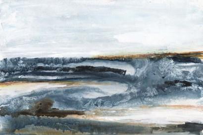 Ocean Blues I by Lila Bramma art print