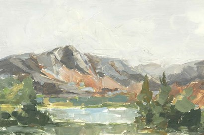 Rusty Mountains I by Ethan Harper art print