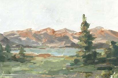 Rusty Mountains II by Ethan Harper art print