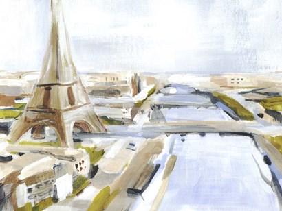 Daylight Paris I by Annie Warren art print