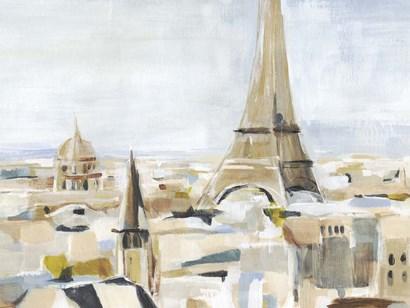 Daylight Paris II by Annie Warren art print