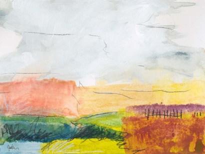 Belonging No. 1 by Jan Weiss art print