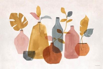 Terracotta 01 by Lisa Audit art print