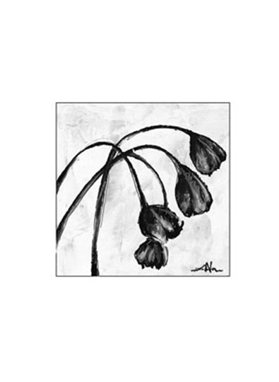 Mini Swooning Tulips I (NA) art print