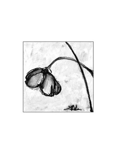 Mini Swooning Tulips II (NA) art print